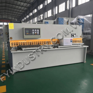 Cutting machine system