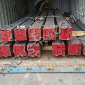 Steel bar alloy