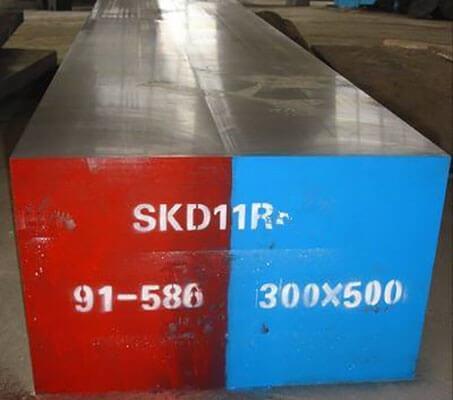 thép làm khuôn mẫu dập nguội skd11